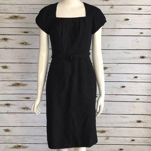 NWT Banana Republic formal black dress size 0